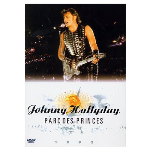 rapidshare [DVDRiP] Johnny Hallyday : Parc des Princes 1993