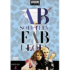 Absolutely Fabulous 4 [DVD] [Import]