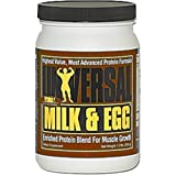 Universal Nutrition System Milk & Egg Protein 1.5-pound Bott