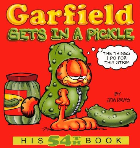 Garfield Gets In A Pickle (Turtleback School & Library