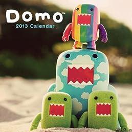 Domo Wall Calendar 2013