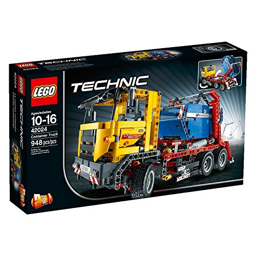 LEGO Technic 42024 Container Truck
