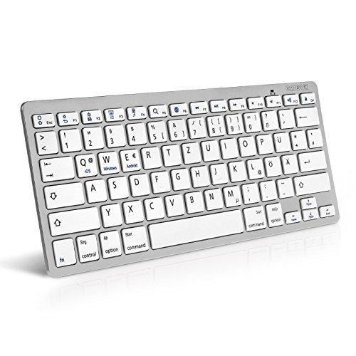 Caseflex Deutsches Layout Kabellose Bluetooth Tastatur Für...