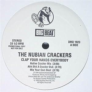 Nubian Crackers Cracker Beats Vol. 5