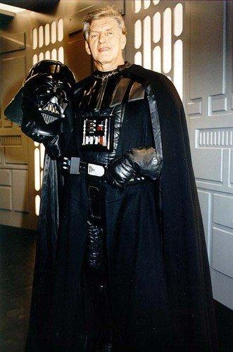 Star Wars Darth Vader Replica Outer Cape Cloak Costume Prop Custom Length