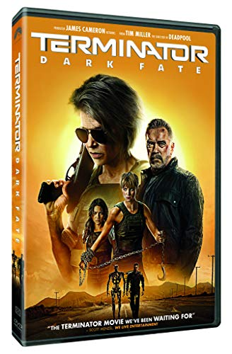 DVD : Terminator: Dark Fate