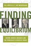 Finding Equilibrium: Arrow, Debreu, McKenzie and the Problem of Scientific Credit