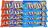 M&Ms Chocolate Variety 12 Pack (46.2g each)