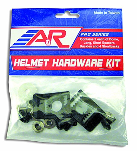 A&R Sports Helmet Hardware Kit