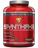 BSN SYNTHA-6 Protein Powder - Chocolate Milkshake, 5.0 lb (48 Servings)