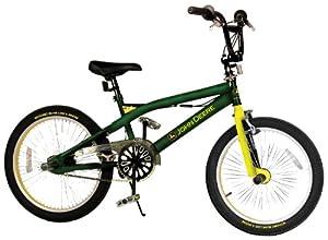 Buy Ertl John Deere 20 Boys Bicycle by Tomy