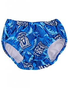 Tuga Boys Reusable Swim Diapers - Cobalt, 2XL