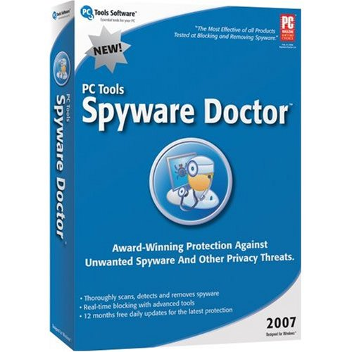 Pc Tools Spyware Doctor 2007 (French)