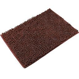 Fangfei Non-slip Microfiber Bath Mat Bathroom Mats Shower Rugs, 20\