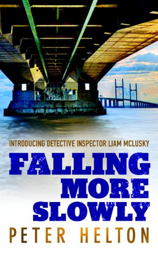 Image of Falling More Slowly: Introducing Detective Inspector Liam McLusky