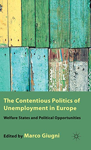 The Contentious Politics of Unemployment in Europe: Welfare States and Political Opportunities