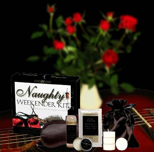 Romantic Gift - Naughty Weekend Gift Basket