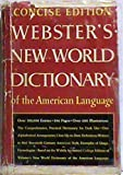 img - for Concise Edition Webster's New World Dictionary of the American Language book / textbook / text book