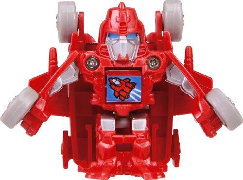 Transformers Beagle B05 Red Jet