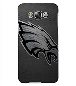 ColourCraft Eagle Art Design Back Case Cover for SAMSUNG GALAXY GRAND 3