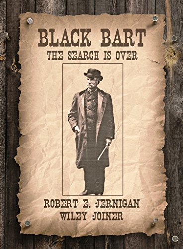 black-bart-the-search-is-over-english-edition