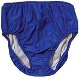 "Adult Swim Diapers - Reusable Diaper for the Pool (XS-Waist: 22-34""; Leg: 15-22"", Blue)"