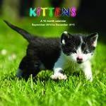 Kittens Calendar - 2015 Wall calendar...