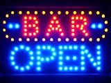 ADV-PRO-led072-b-BAR-OPEN-LED-Neon-Sign-WhiteBoard