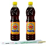 24oz Sunlee Fish Sauce (Thailand) with Mammoth Chopsticks (2-Pack)