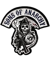 Sons Of Anarchy Logo Autocollant