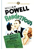NEW Rendezvous (1935) (DVD)
