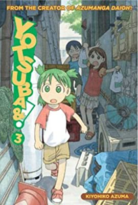 Yotsubato 3 (Yotsubato (Graphic Novels))