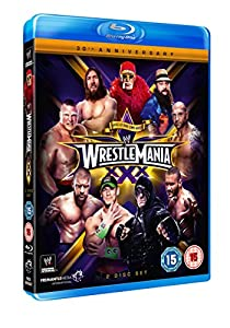 WWE: Wrestlemania 30 [Blu-ray]