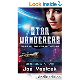 Star Wanderers: Tales of the Far Outworlds (Omnibus V-VIII)