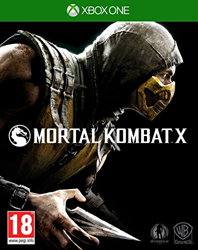 Mortal Kombat X [AT PEGI] - [Xbox One]