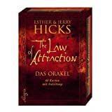 "The Law of Attraction (Kartendeck): Das Orakel - 60 Karten mit Anleitungvon ""Esther Hicks"""