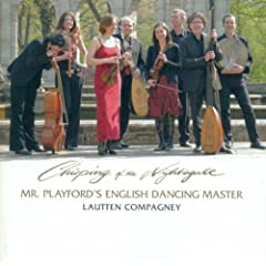 Chamber Music (English Baroque) - Playford / Ravenscroft / Matteis / Purcell/ (Lautten Compagney, Katschner)