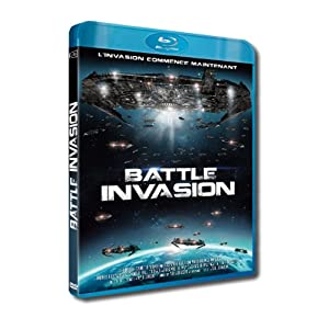 Battle invasion - Combo DVD + Blu-ray [Blu-ray] [Combo Blu-ray + DVD]