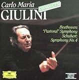 Carlo Maria Giulini Conducts Beethoven & Schubert
