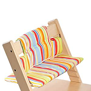 cuscino stokke per tripp trapp art stripes