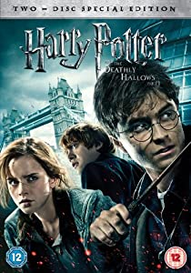 Harry Potter And The  Deathly Hallows Part 1 [DVD]