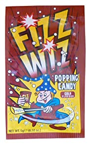 Fizz Wiz Popping Candy Cola x20 Packs Space Dust