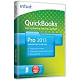 Software - QuickBooks  Pro 2013  1 User (PC)