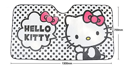 Cartoon-Hello-Kitty-Car-Windshield-Sun-Shade-Sun-Visor-Powerful-Uv-Protect-Front-and-Rear-Glass