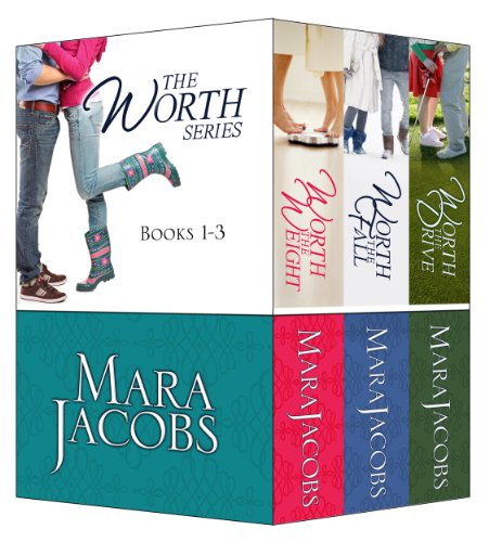 The Worth Series Boxed Set (Books 1-3) by Mara Jacobs