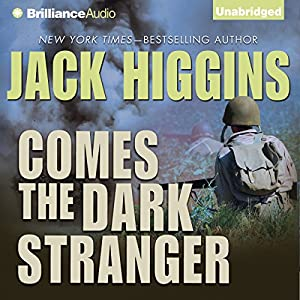 Comes the Dark Stranger Audiobook