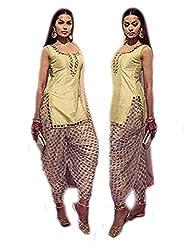 khazanakart cotton designer dress materials for women /bollywood dress materials /partywear dresses