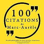 Philosophie pour tous : 100 citations de Marc Aurèle | Marc Aurèle