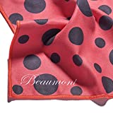 Beaumont Ladybug Microfiber Flute Cleaning Cloth