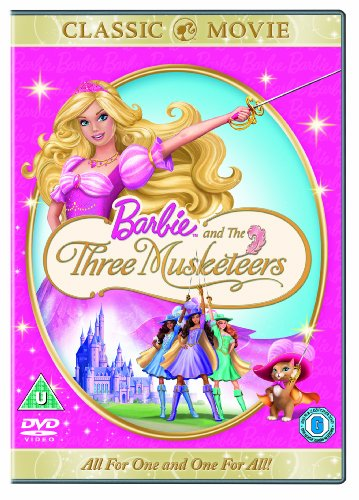 barbie-and-the-three-musketeers-dvd